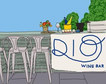 Dio Wine Bar