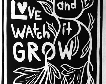 Plant Your Love and Watch it Grow