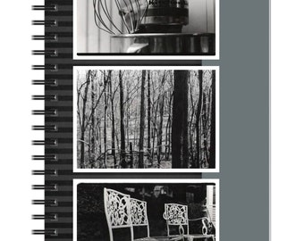 Film photography notebook