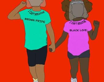 Brown Pride/Black Love