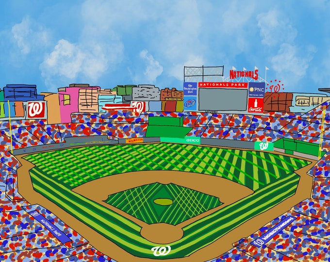 Featured listing image: Nats Stadium