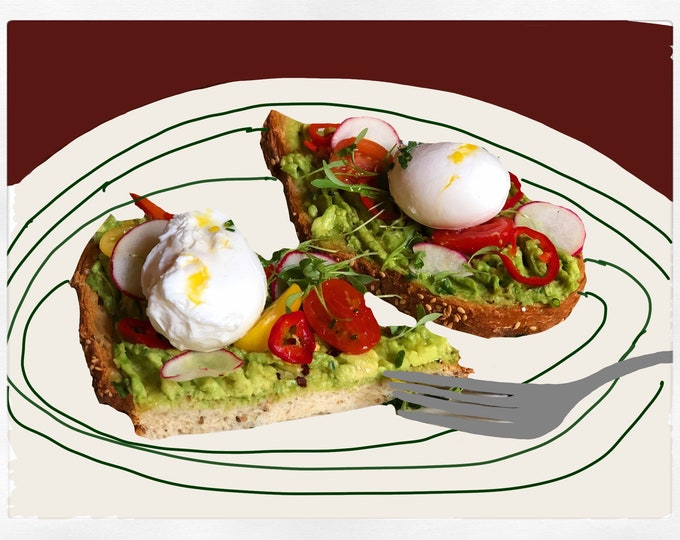 Featured listing image: Avocado Toast