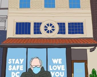 Bernie at Salt & Sundry