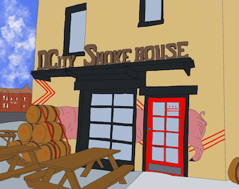 DC City Smokehouse