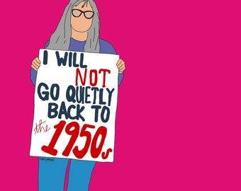 I Will Not Go Back Quietly