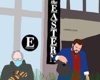 Bernie at The Eastern