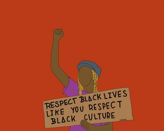 Black Lives vs Black Culture