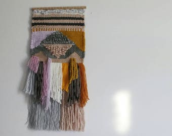 Woven Wall Hanging, Weave