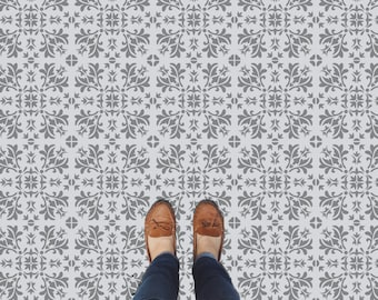 Vernazza Tile Stencil -For floors or walls