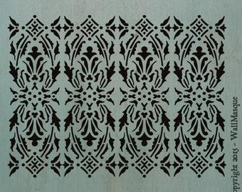 Victorian Beauty Stencil
