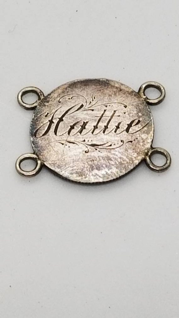 Dated 1858 Hattie Seated Liberty Dime Original Ant