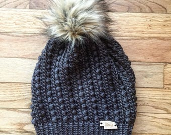 Snowfall Slouch Stocking Hat
