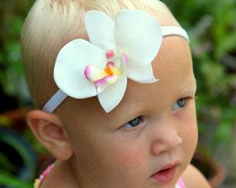Fresh little orchid headband 0841c2a161f
