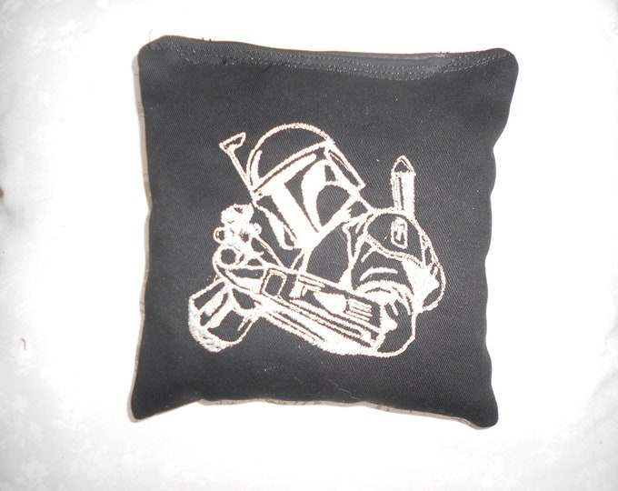 Star Wars  Mandalorian  Embroidered  Corn hole Bags