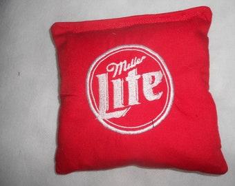 Miller Lite  Corn hole Bags