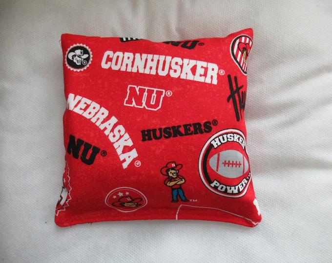 Nebraska Corn Huskers  Corn hole Bags