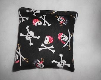 Pirates and skulls Cornhole Bags