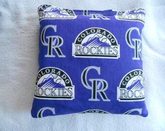 Colorado Rockies  Corn hole Bags