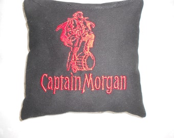 Captain Morgan  Corn hole Bags