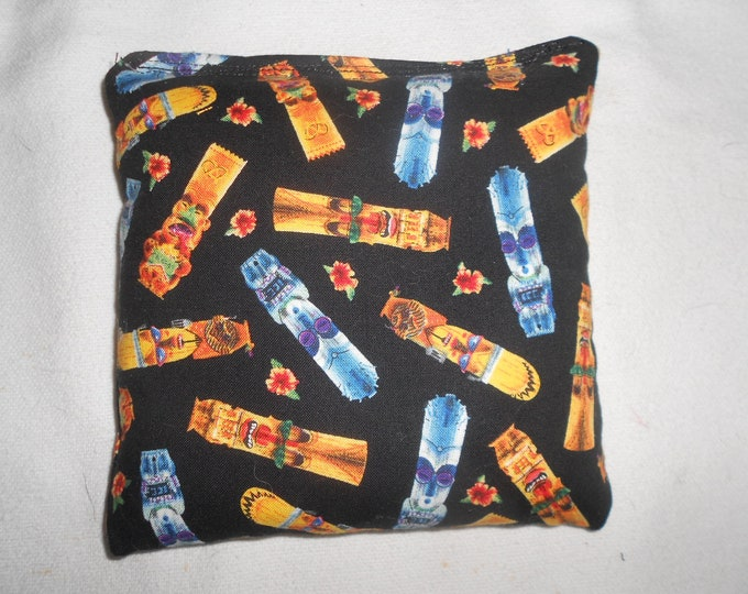 SALE Tiki Gods  Corn hole Bags