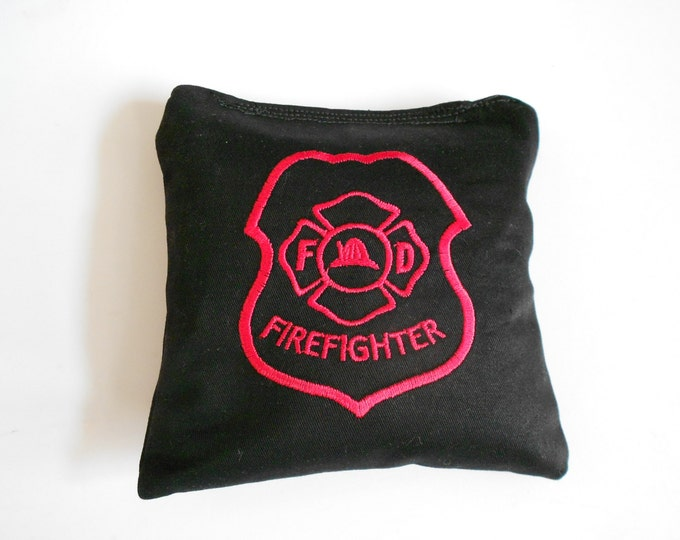 Firefighter Corn hole Bags