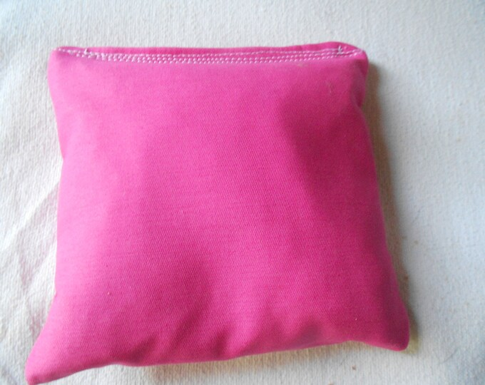 Pink Corn hole Bags