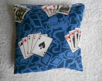 Deck of Cards Cornhole Bags