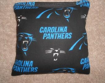 Carolina Panthers Corn hole Bags