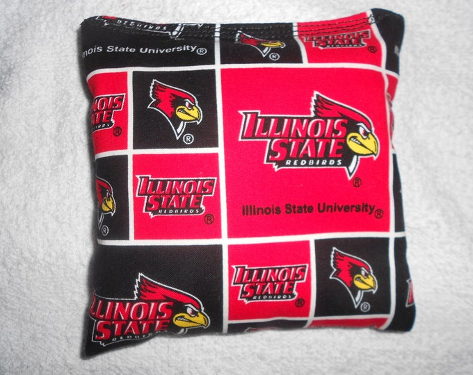 Illinois State  Cornhole Bags