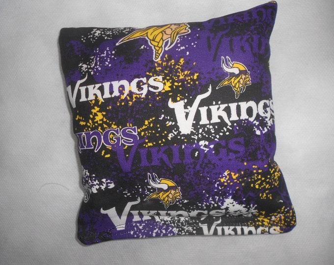 Vikings  Corn hole Bags