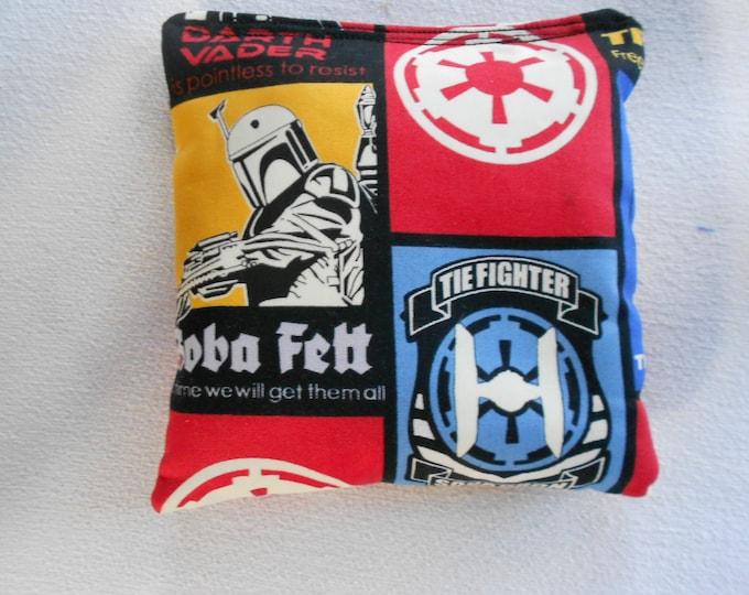 Glow in the Dark Star Wars Cornhole Bags