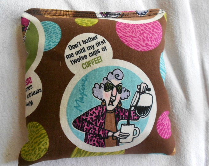Maxines Sayings Corn hole Bags