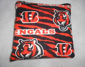 Bengals ( Last One) Corn hole Bags