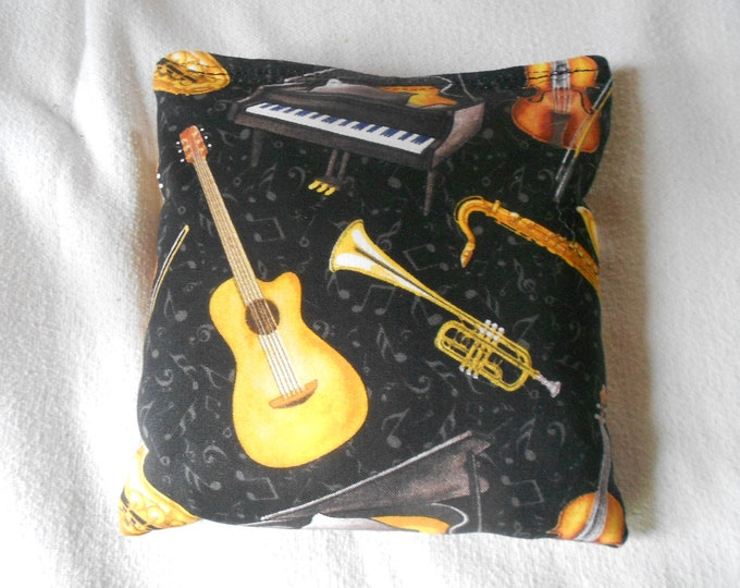 Guitars and musical instruments Cornhole Bags