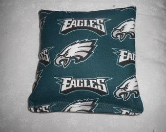 Eagles  Corn hole Bags