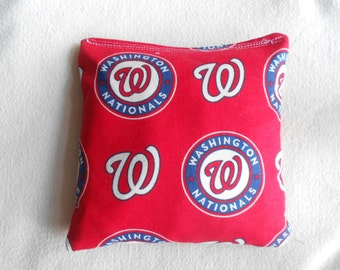 Washington Nationals  Corn hole Bags