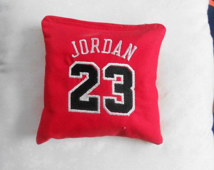 Michael Jordan 23  Embroidered  Corn hole Bags