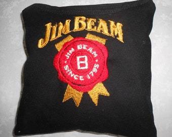 Jim Beam Embroidered Corn hole Bags