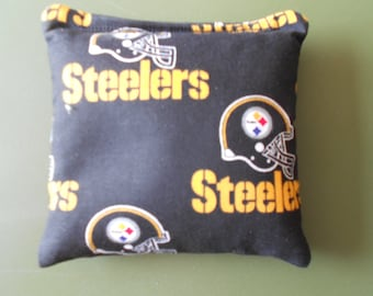 Steeler's Corn hole Bags