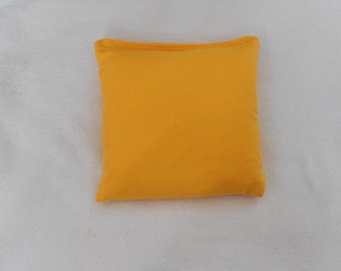 Gold  Corn hole Bags