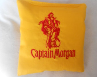 Captain Morgan  Corn hole Bags