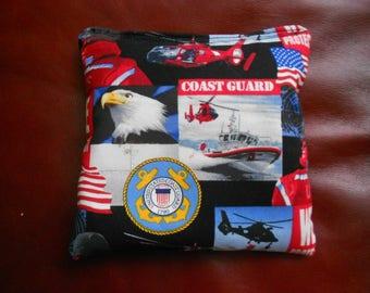 Coast Guard Corn hole Bags