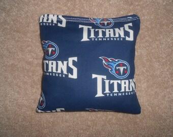 Titans  Corn hole Bags
