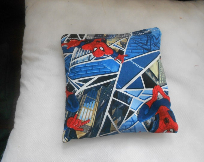 Spiderman  Corn hole Bags