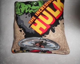 Marvel Comics Cornhole Bags