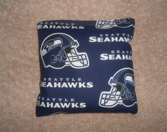 Seattle Seahawks Corn hole Bags