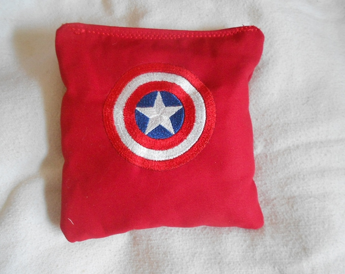 Marvel  Embroidered  Corn hole Bags
