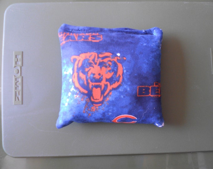 Bears Corn hole Bags