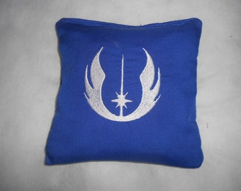 Star Wars Jedi  Embroidered  Corn hole Bags