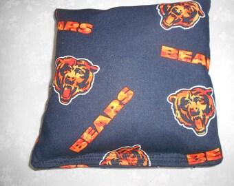 Bear's Corn hole Bags